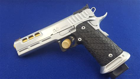 Sti Dvc 9mm For Sale And Brous Blades Satin Raven
