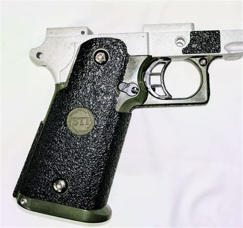 STI Textured Grips - Custom Gun Grips Extreme Shooters