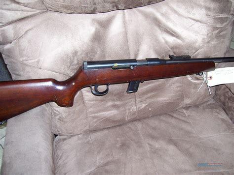 Stiff Rifle Bolt Open