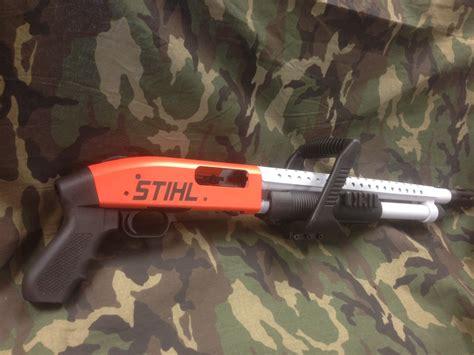 Stihl Chainsaw Shotgun