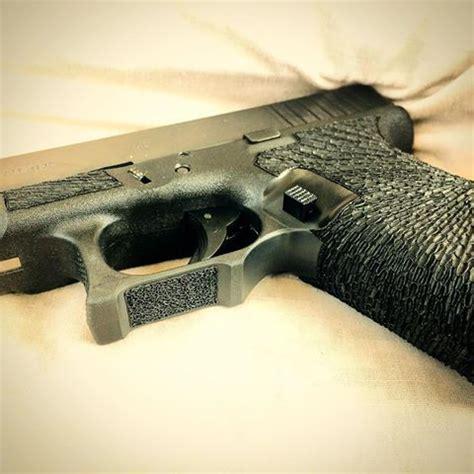 Stippling A Pistol Grip Starburst