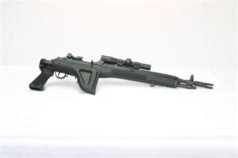 Stock For M14 Rifle