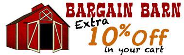 Stocky S Bargain Barn - Closeout Savings