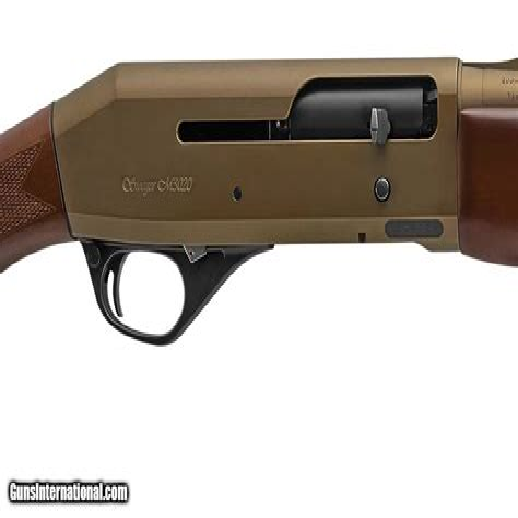 Stoeger Model 3000 Semiautomatic Shotguns With Walnut Stocks