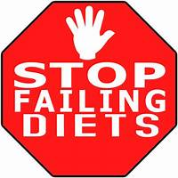 Stop failing diets sensible weight loss with the glycemic index guides