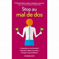 Stop mal au dos produit video step by step
