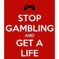Stop to gambling promo code