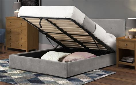 Storage bed that lifts up Image