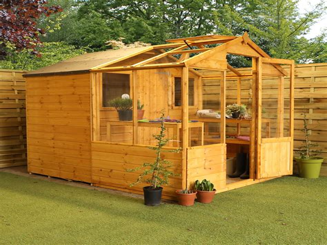 Storage building shed Image