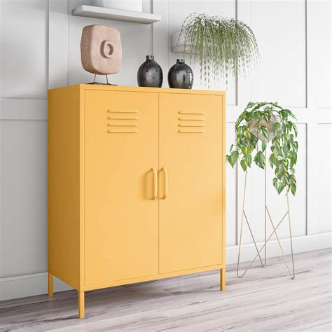 Storage Cabinets With Doors Image