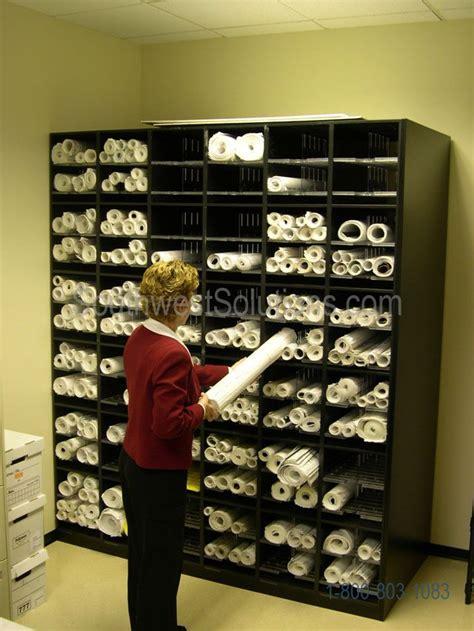 Storage for blueprints Image