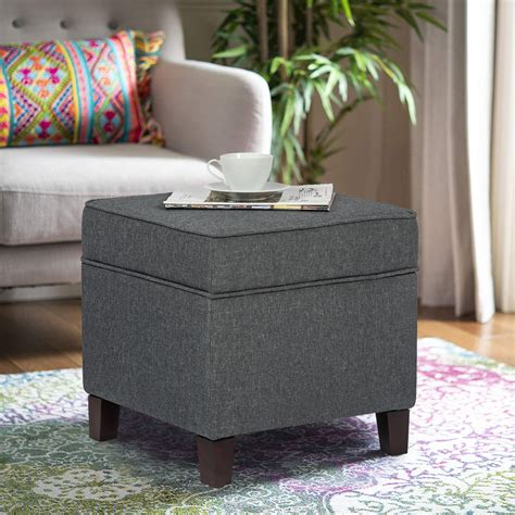 Storage ottoman design video Image