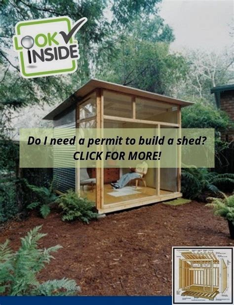 Storage shed plans 10x10 Image