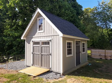 Storage sheds in ct Image