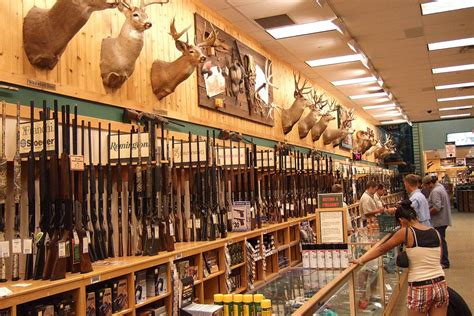 Gun-Store Stores That Allow Guns.