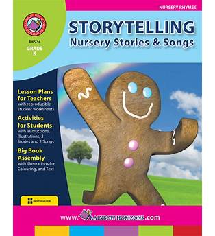 Storytelling Picture Books