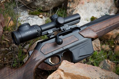 Straight Pull Bolt Action Hunting Rifle