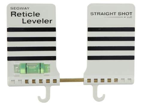 Straight Shot Segway Reticle Leveler