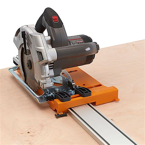 Straight edge saw guide Image