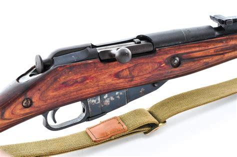 Strange Russian Bolt Action Rifles