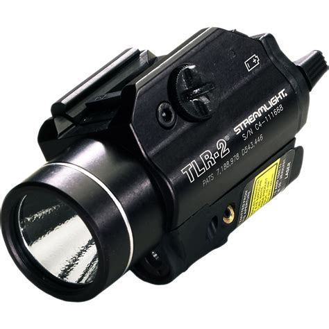 Streamlight 69120 TLR-2 C4 LED Rail Mounted Weapon