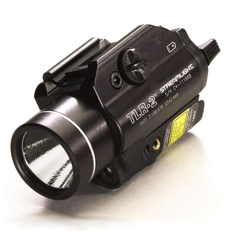 Streamlight 69120 Tlr2 C4 Led Rail Mounted Weapon