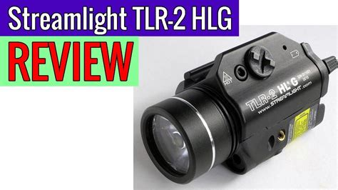 Streamlight 69265 Tlr2 800 High Lumens On Ar 15