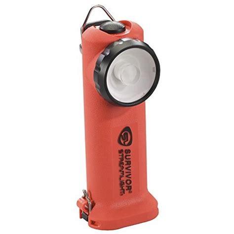 Streamlight 90540 Survivor Led Battery Powered Flashlight Orange