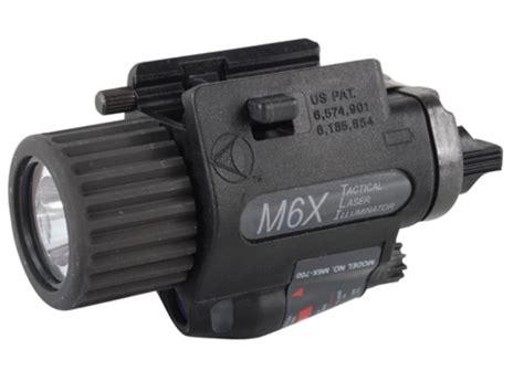 Streamlight M6x Tactical Laser Illuminator