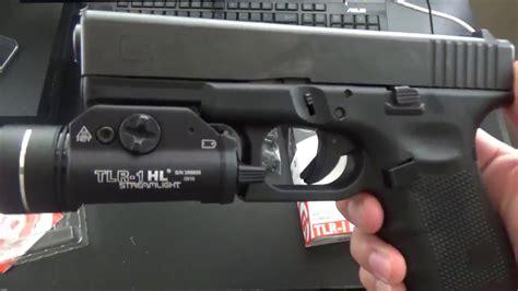 Streamlight Tlr 1 Glock 19