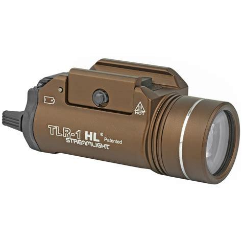 Streamlight Tlr 1 Hl 800 Lumen Rail Mounted Tactical Light