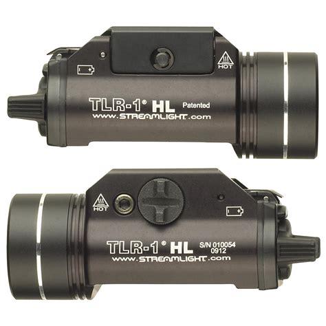 Streamlight Tlr 1 Hl Tactical Light Rail Mount 69260