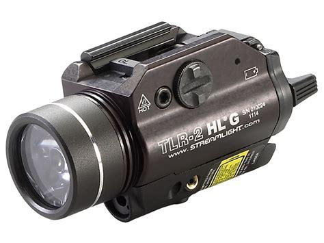 Streamlight Tlr 2 Hl G Gun Light W Green Laser