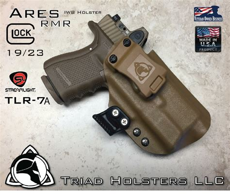 Streamlight Tlr 3 Holster With Rmr