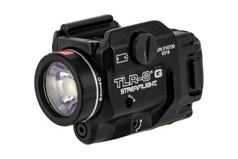 Streamlight Tlr 8 Green Laser