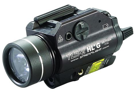 Streamlight Tlr With Green Laser Ar15