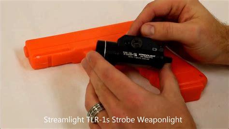 Streamlight Tlr1 Weaponlight La Police Gear