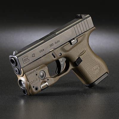 Streamlight Tlr6 Subcompact Tactical Lightlaser Glock 4243 Tlr6 Weapon Light Laser Fde