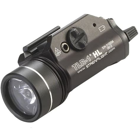 Streamlight Tlr8 Rail Mounted Tactical Led Weapon Light W
