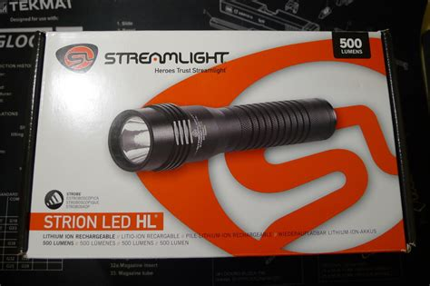Streamlight Trion Hd