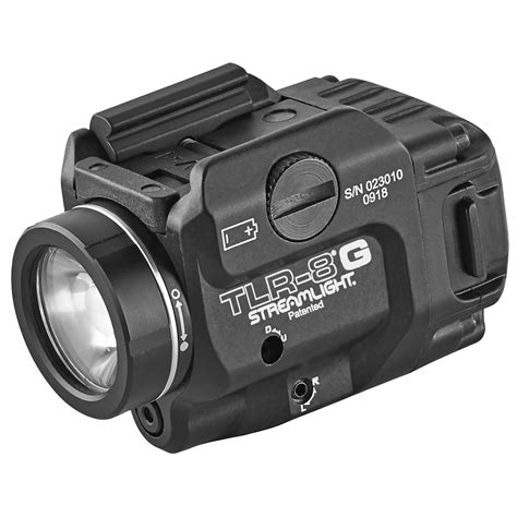 Streamlight Weapon Light With Green Laser