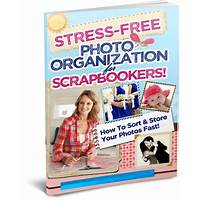 Compare stress free photo organization for scrapbookers!