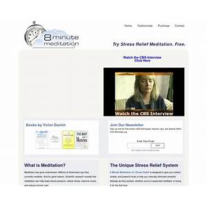 Stress reduction: natural stress relief with 8 minute meditation promo code