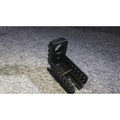 Strike Face Pistol Grip