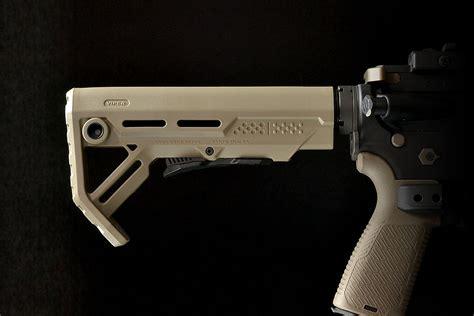 Strike Industries Viper Mod1 Stock Mil Spec Mdx Arms