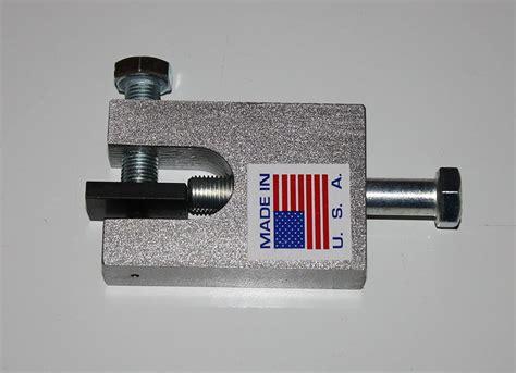 Strobel Shell Latch Staking Tool Remington 870 1100