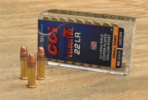 Strongest 22 Long Rifle Ammo