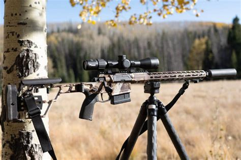 Strongest Bolt Action Sniper Rifle
