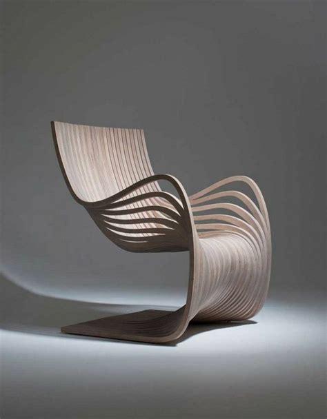 Stuhl Design Holz