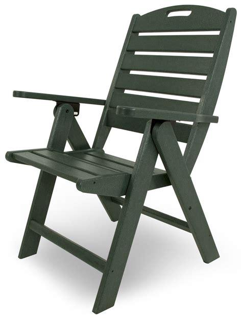 Sturdy plastic adirondack chairs Image